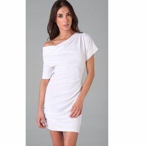 LACOSTE + MALANDRINO the Drape Dress